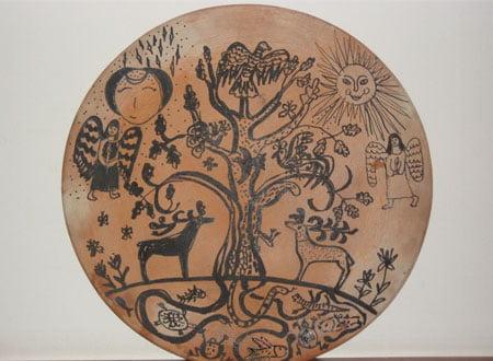 Мировое Дерево Ясень