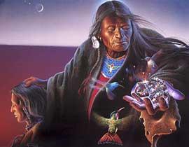 Мистика индейцев