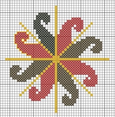 Крест Лады-Богородицы
